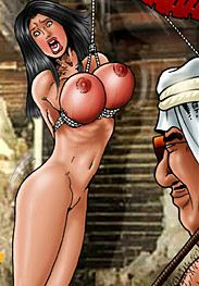 Arabian Nights 2 - please master, fuck me in the ass very hard by Cagri